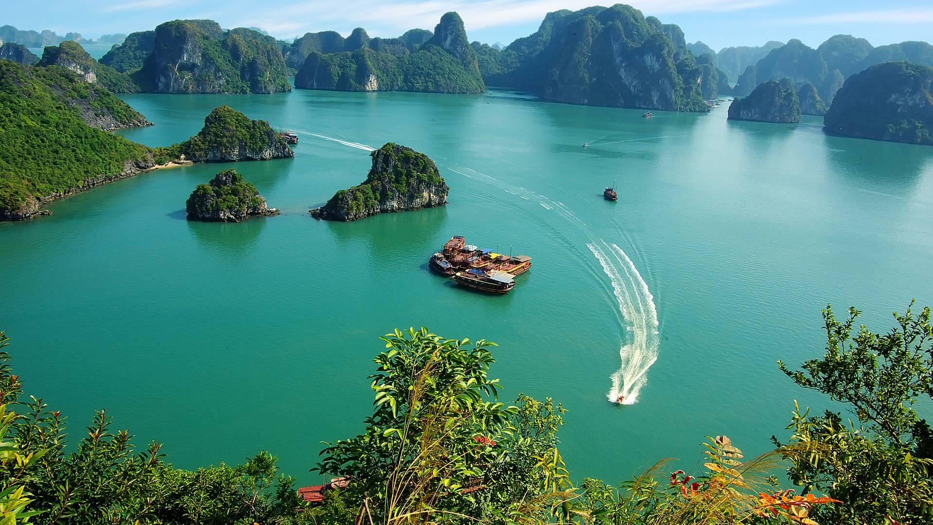 Vietnam e Angkor da sogno