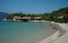 Trek dans le Tonkin et détente sur l\'île de la Baleine