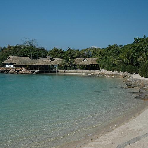 Trek dans le Tonkin et détente sur l'île de la Baleine -