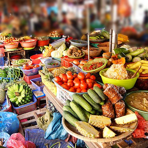 Saveurs et couleurs vietnamiennes -