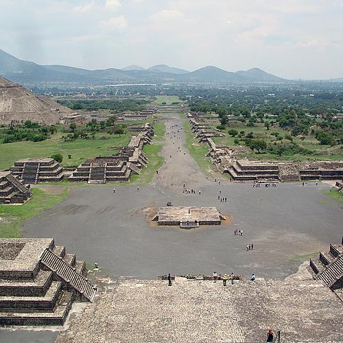 Sur la piste des conquistadores - Mexico -