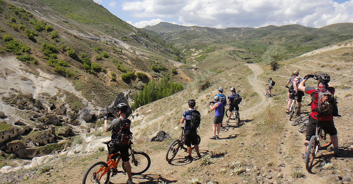 Voyage en véhicule Turquie : La Cappadoce version insolite en VTT