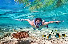 Croisière snorkeling d\'îles en îles