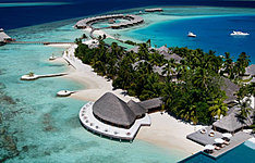Per Aquum Huvafen Fushi - bungalows et piscines privatives