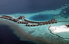 Constance Halaveli - Une île luxueuse loin des regards