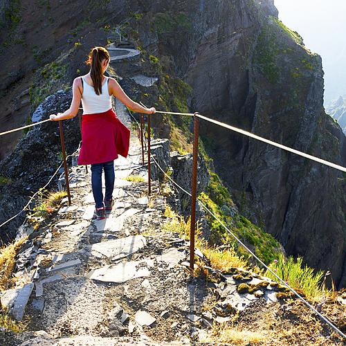 Le meilleur de Madère en randonnée -