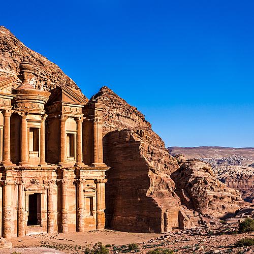 Histoire, désert du Wadi Rum et Mer Rouge - Amman -