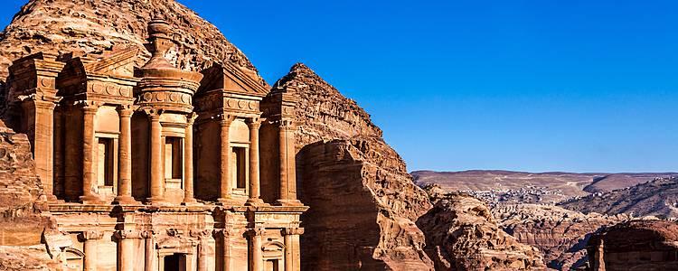 Histoire, désert du Wadi Rum et Mer Rouge