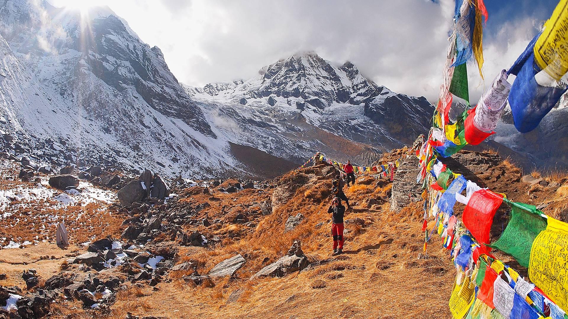 Trekking al Campo Base del Mardi Himal - La perla nascosta situata ad Est del Campo Base dell'Annapurna