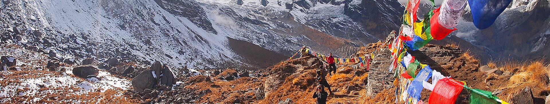 Nepal im Januar