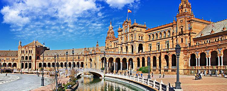 Off-beat sites of Spain