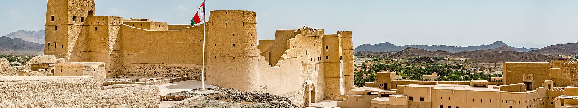Viaggi in Oman