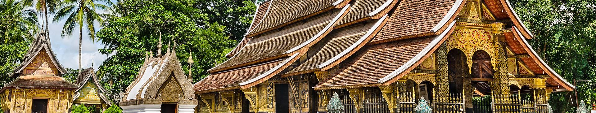 Laos im August