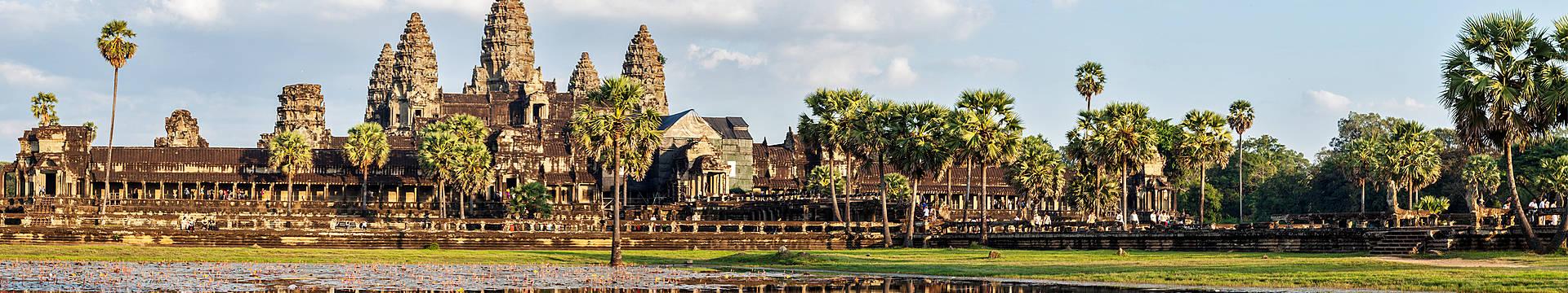 Cambodja reizen
