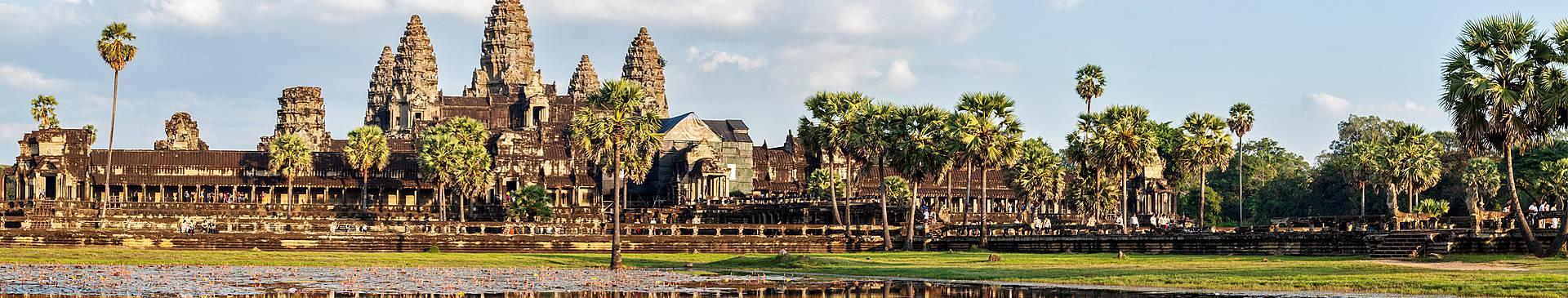 Cambodia in December