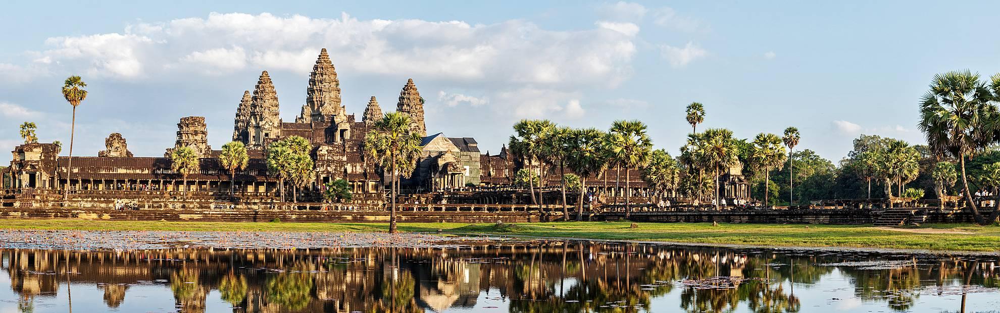 Viajes a Camboya