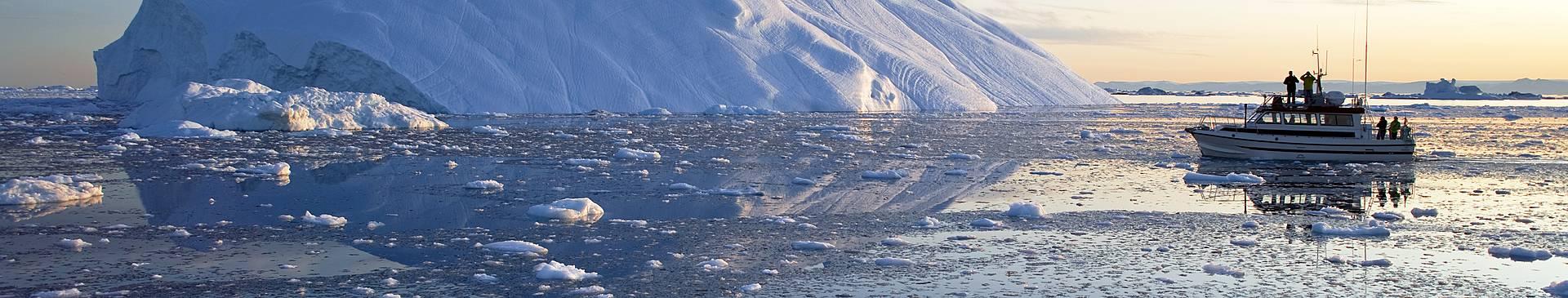 Greenland in February