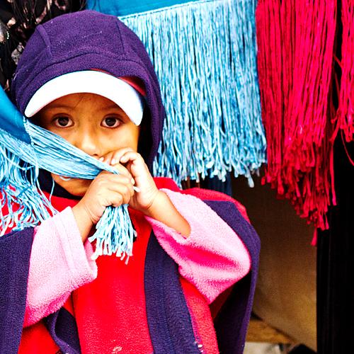 Voyage en famille au milieu du monde - Quito -