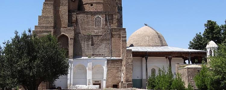 Aventure Ouzbèque : Prochain arrêt, Samarkand