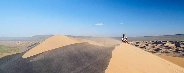 Du Gobi aux steppes de l'Arkhangay