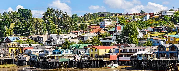 Les merveilles de l'île de Chiloe