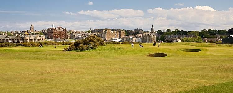 Escapade Saint Andrews, Pitlochry et le château de Stirling