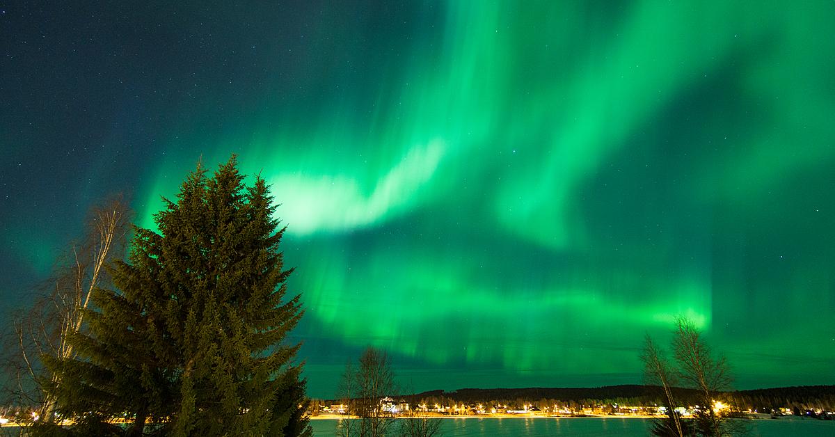 Voyage à la neige : Multi activités et aurores boréales