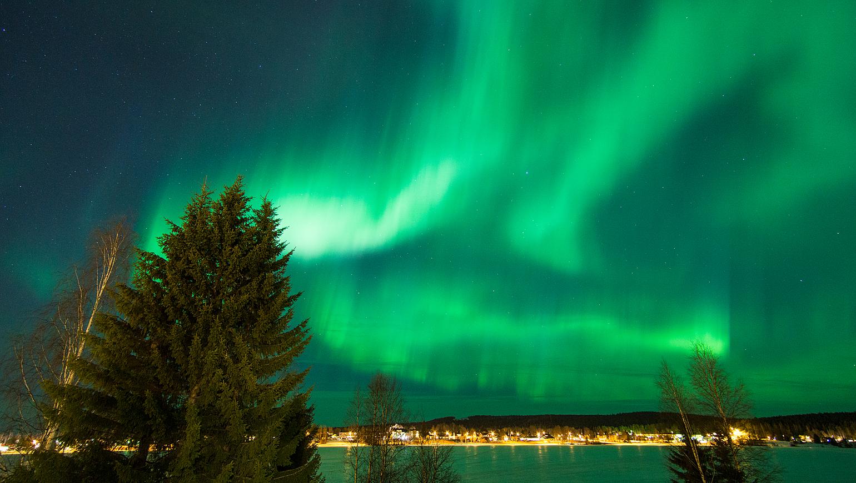 Image Multi activités et aurores boréales