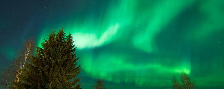Multi activités et aurores boréales