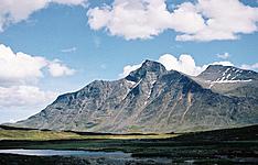 Explorer le parc national de Sarek, Laponie suédoise - Trek d\'été