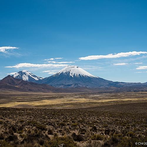 Lagunes et volcans de la Bolivie au Chili - La Paz -