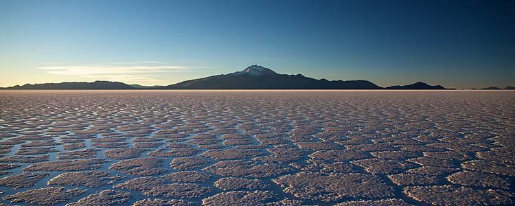 Combiné Pérou - Bolivie