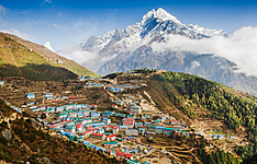 Trek en Everest et Annapurna en lodges luxueuses