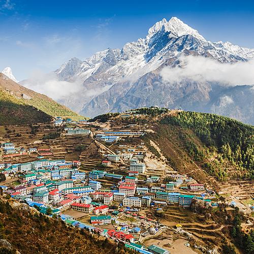 Trek en Everest et Annapurna en lodges luxueuses - Katmandou -