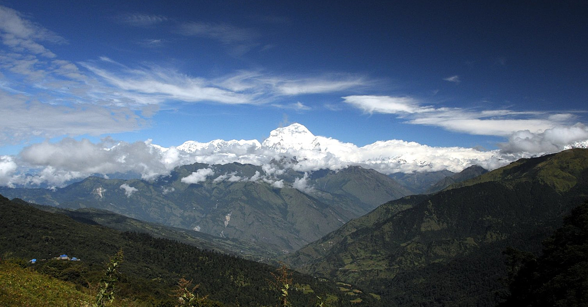 Voyage à pied Nepal : Trek en pays Chamane: Sentiers secrets du Dhaulgiri au Rukum-Rolpa