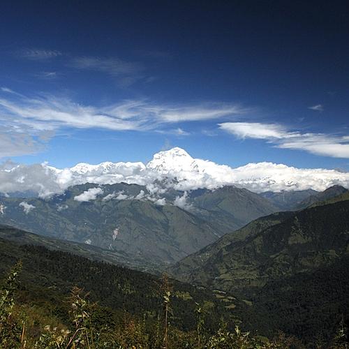 Trek en pays Chamane: Sentiers secrets du Dhaulgiri au Rukum-Rolpa - Katmandou -