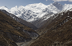 Sanctuaire des Annapurna