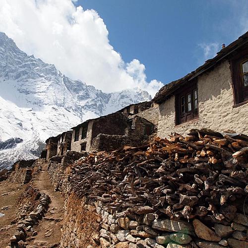 Sur les traces du Yeti - Katmandou -