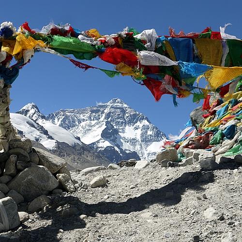 Kala Pattar et camp de base de l'Everest - Katmandou -