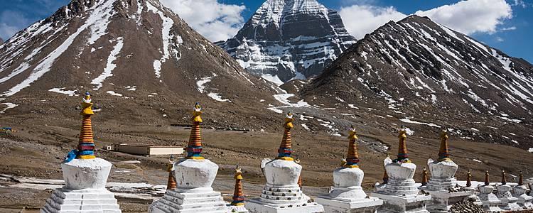 Kailash, trekking al centro dell'Universo (Agosto)