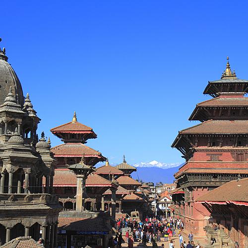 La découverte de la vallée de Katmandou - Katmandou -