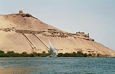 Croisière en felouque, Caire et Désert Blanc