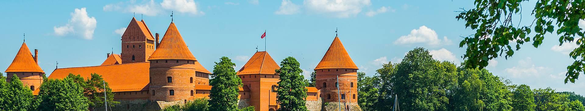 Viaggi in Lituania in autunno