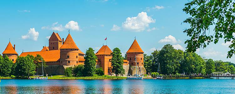 Alla scoperta delle capitali baltiche con estensione a Helsinki, in gruppo