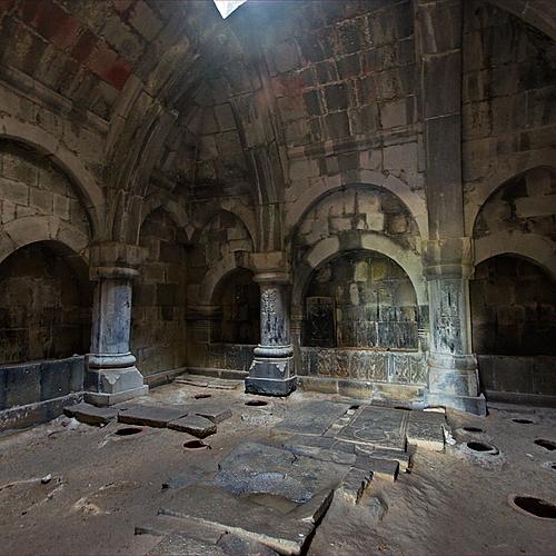 L'Architecture Arménienne, l'explosion créative - Erevan -