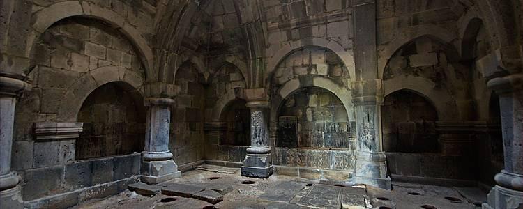 L'Architecture Arménienne, l'explosion créative