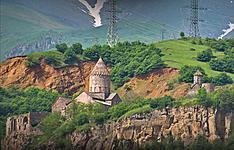 La perle du Caucase - randonnée et bien être