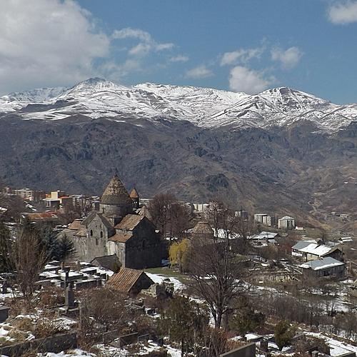 Pays aux multiples facettes - Erevan -