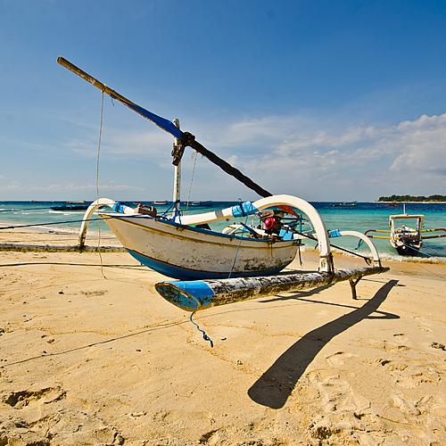 Combiné de Bali à Gili Trawangan -