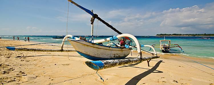 Combiné de Bali à Gili Trawangan